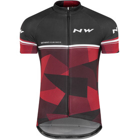 Northwave Origin SS Jersey Men black/red
